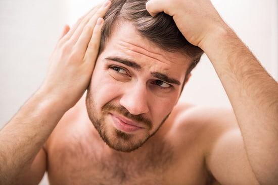 La masturbación y el pelo
