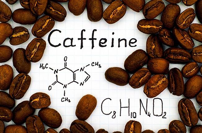 Cafeina para el pelo