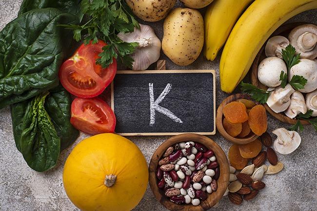 Beneficios Vitamina K para el pelo