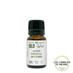 Aceite esencial de Cedro Old Wise