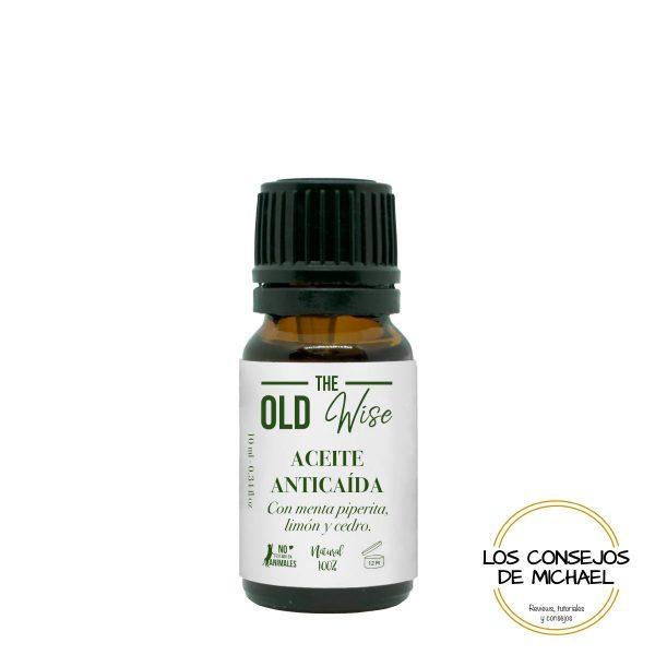 Aceite esencial Menta piperina limon y cedro The Old Wise