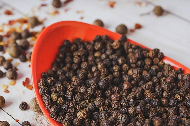 Beneficios Pimienta Negra para la salud