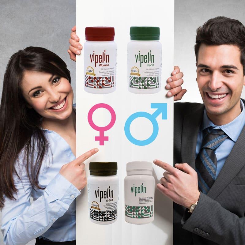 Vipelin productos para hombre y mujer